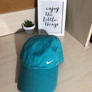 Teal Nike Hat